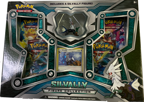 Silvally Figure Collection Pokemon