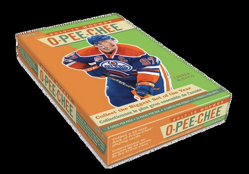 2017-18 Upper Deck O Pee Chee Hockey Hobby Box