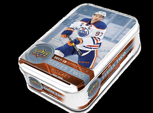2017-18 Upper Deck Series 2 (Tins) Hockey