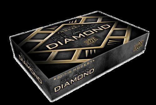 2017-18 Upper Deck Black Diamond Hockey