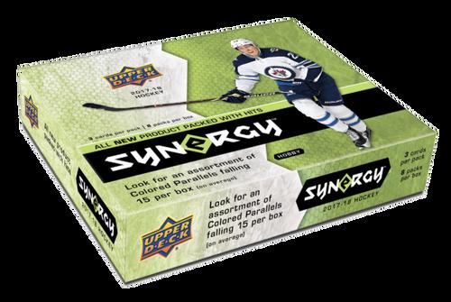 2017-18 Upper Deck Synergy (Hobby) Hockey