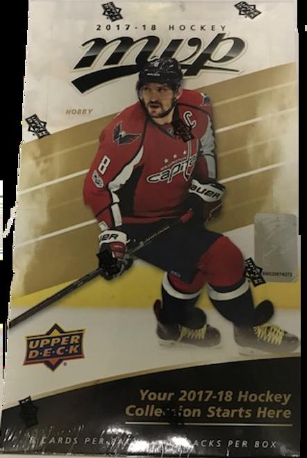 2017-18 Upper Deck MVP (Hobby) Hockey