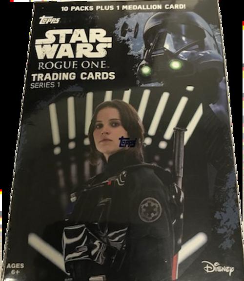 2016 Topps Star Wars Rogue One Series 1 Blaster Box