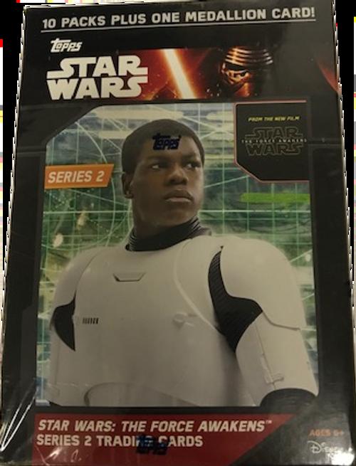 2016 Topps Star Wars The Force Awakens Series 2 Blaster Box
