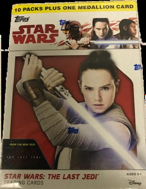 2017 Topps Star Wars The Last Jedi (Blaster)