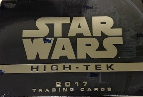 2017 Topps Star Wars High Tek (Hobby)