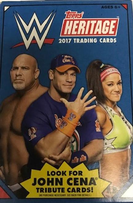 2017 Topps WWE Heritage Wrestling (Hanger Box)