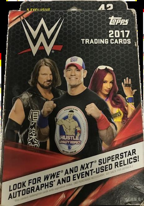 2017 Topps WWE Wrestling (Hanger Box)
