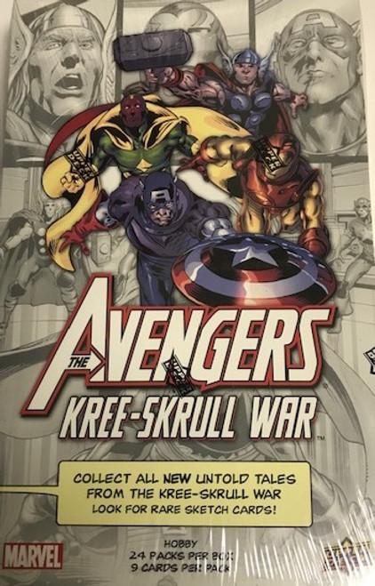 2011 Upper Deck Marvel Avengers Kree Skrull (Hobby)
