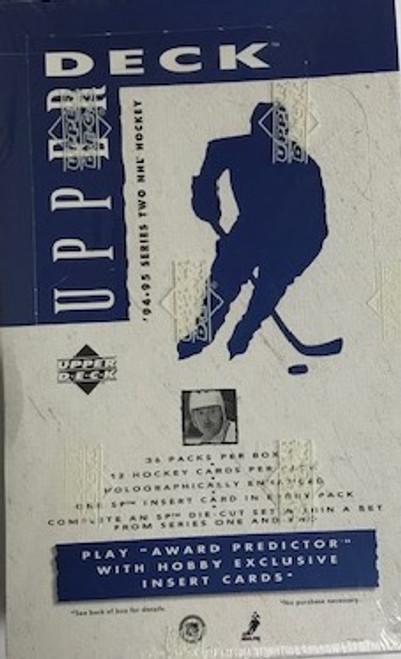 1994-95 Upper Deck Series 2 American (Hobby) Hockey