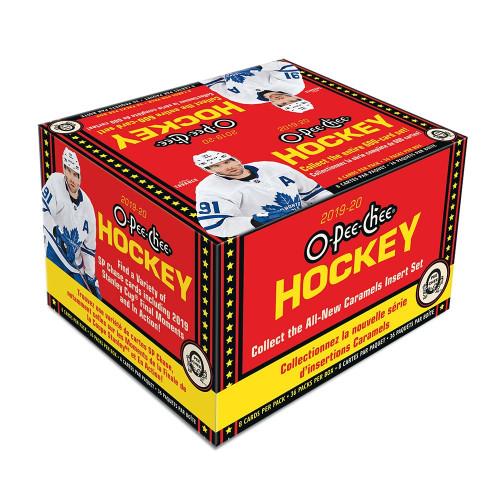 2019-20 Upper Deck O Pee Chee (Retail) Hockey
