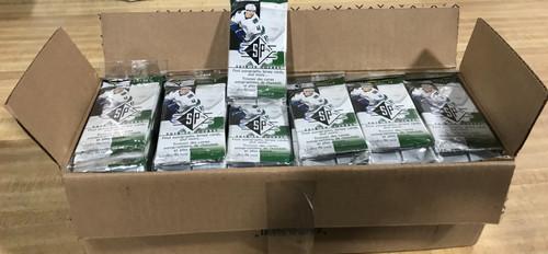 2018-19 Upper Deck SP (Box of 72 - 3 Pack Hanger Packs) Hockey
