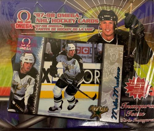 1997-98 Pacific Omega (Retail) Hockey