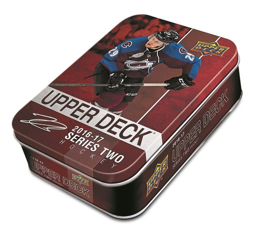 2016-17 Upper Deck Series 2 (Tins) Hockey