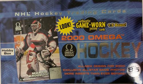 1999-00 Pacific Omega (Hobby) Hockey