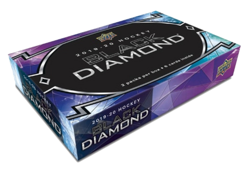 2019-20 Upper Deck Black Diamond (Hobby) Hockey