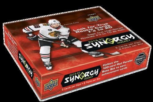 2019-20 Upper Deck Synergy (Hobby) Hockey