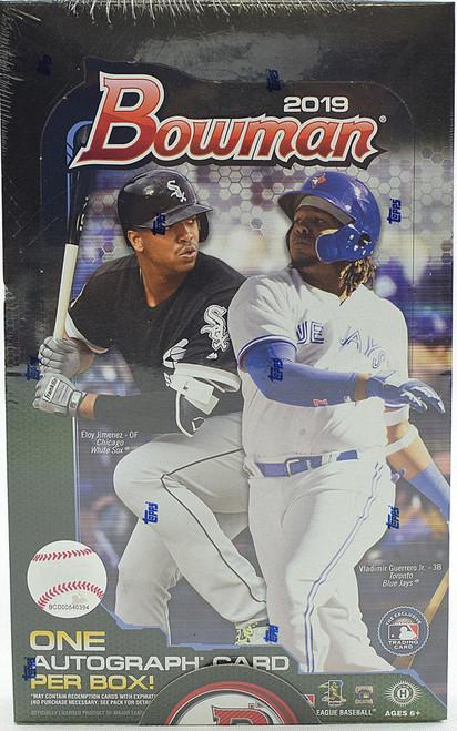 2019 Bowman (Hobby) Baseball