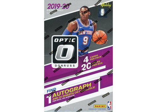 2019-20 Donruss Optic (Hobby) Basketball