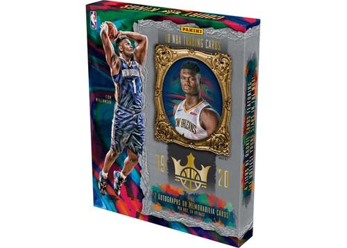 2019-20 Panini Court Kings (Hobby) Basketball