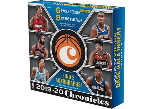 2019-20 Panini Chronicles (Hobby) Basketball