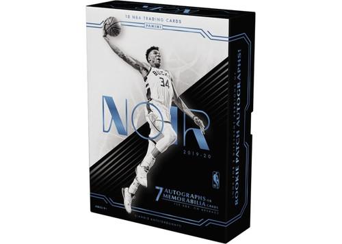 2019-20 Panini Noir (Hobby) Basketball