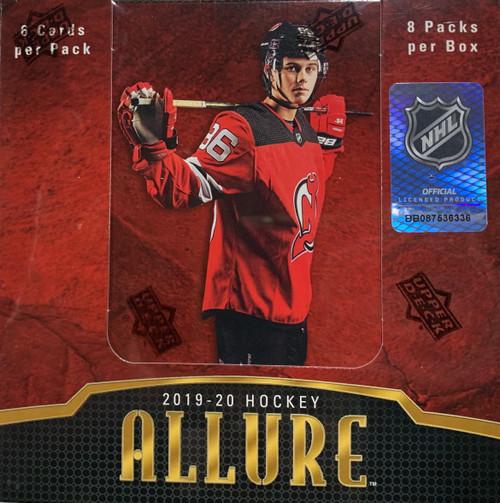 2019-20 Upper Deck Allure (Hobby) Hockey