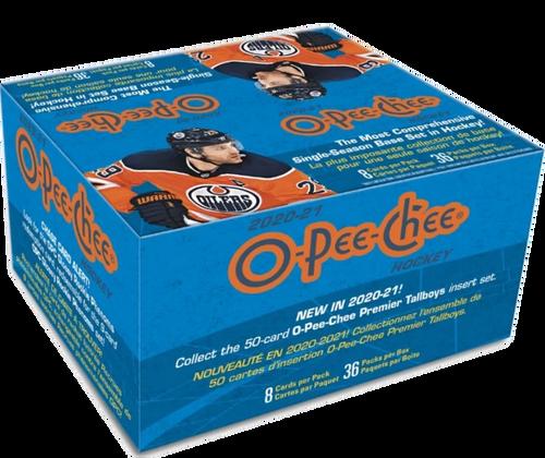 2020-21 Upper Deck O-Pee-Chee Foil Hockey Retail Box