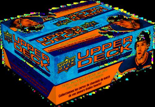 2020-21 Upper Deck Series 1 Hockey Retail Box