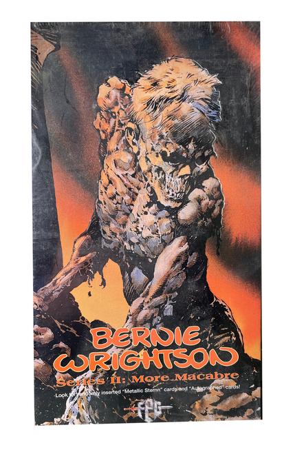 1994 Bernie Wrightson Series 2: More Macabre Fantasy Trading Card Box