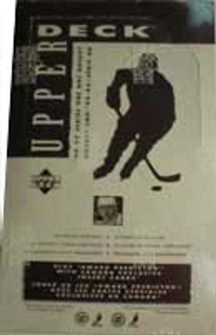 1994-95 Upper Deck Series 1 American (Hobby) Hockey