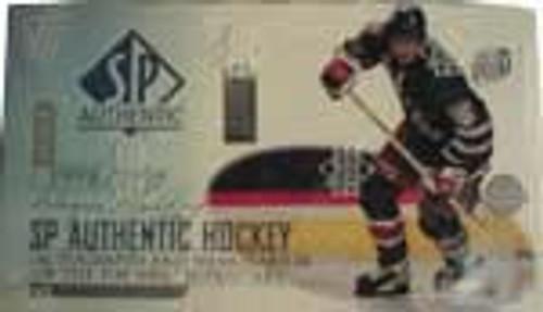 1998-99 Upper Deck SP Authentic Hockey