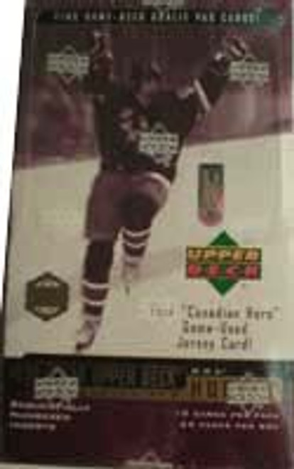 1999-00 Upper Deck Series 2 (CDN Hobby) Hockey