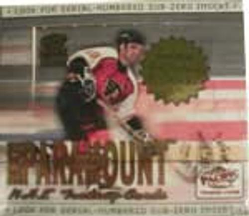 2000-01 Pacific Paramount Hockey Retail Box