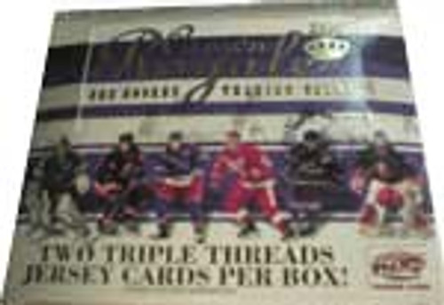 2001-02 Pacific Crown Royale (Hobby) Hockey