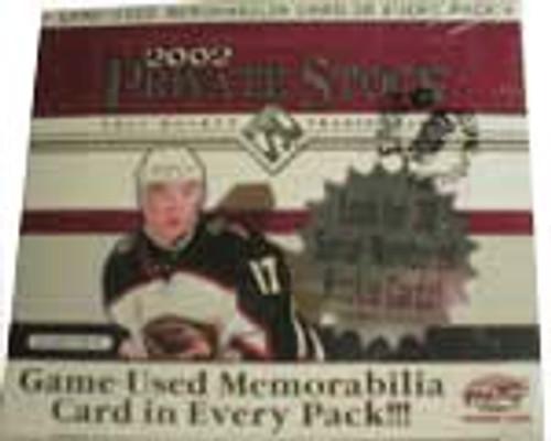 2001-02 Pacific Private Stock (Hobby) Hockey