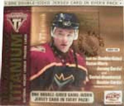 2001-02 Pacific Private Stock Titanium (Hobby) Hockey
