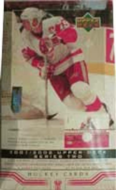 2001-02 Upper Deck Series 2 (Hobby) Hockey