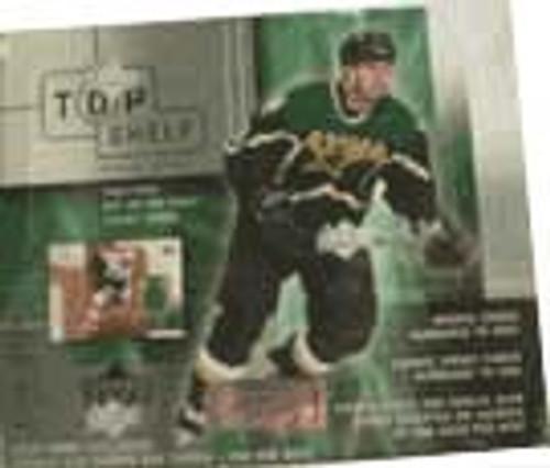 2001-02 Upper Deck Top Shelf Hockey