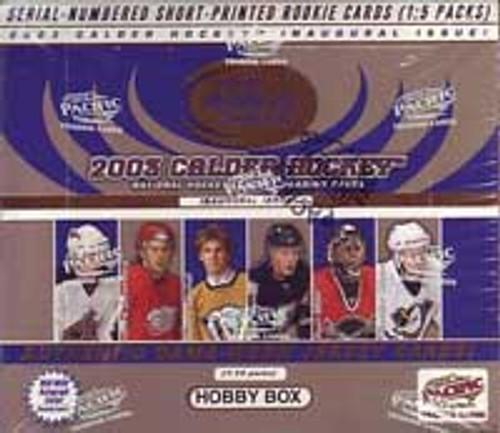 2002-03 Pacific Calder (Hobby) Hockey