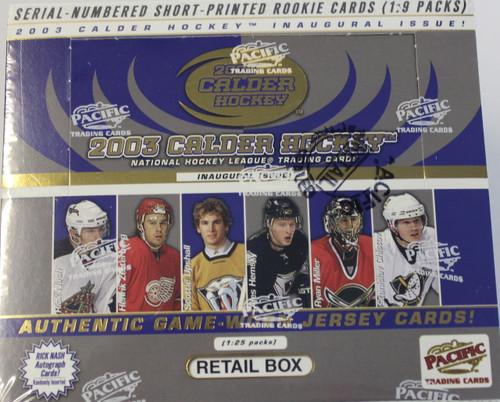 2002-03 Pacific Calder (Retail) Hockey