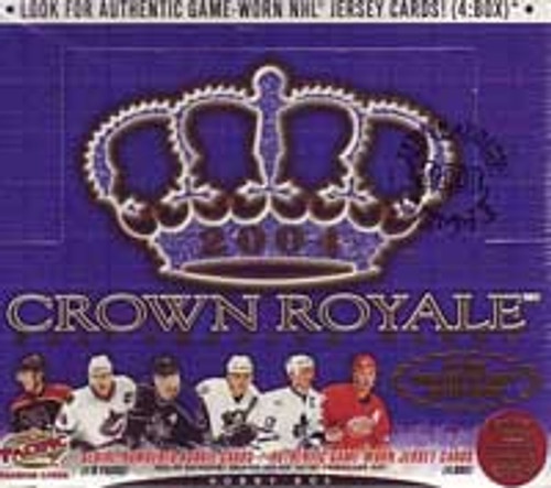 2003-04 Pacific Crown Royale (Hobby) Hockey