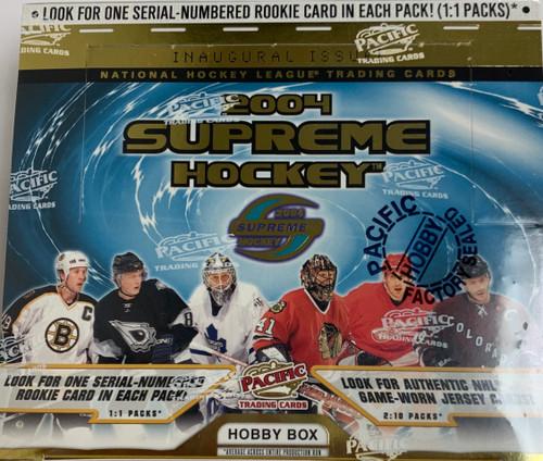 2003-04 Pacific Supreme Hockey