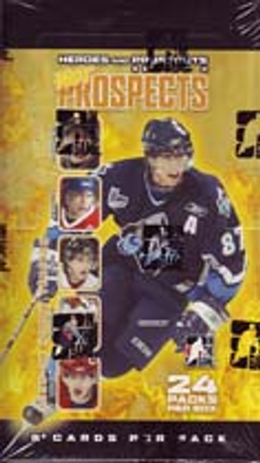 2005-06 In the Game Heroes & Prospects Series 2 (Hobby) Hockey
