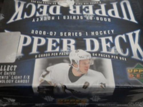 2006-07 Upper Deck Series 1 (Retail) Hockey
