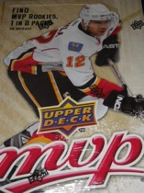 2008-09 Upper Deck MVP (Hobby) Hockey
