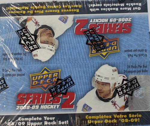 2008-09 Upper Deck Series 2 (Retail) Hockey