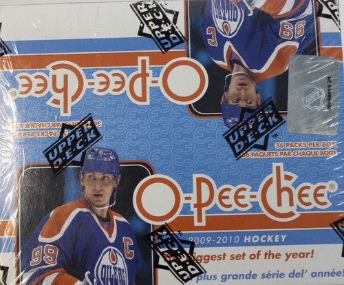 2009-10 Upper Deck O Pee Chee (Retail) Hockey