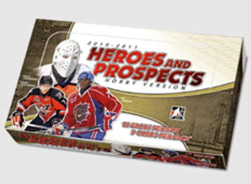 2010-11 In the Game Heroes and Prospects (Hobby) Hockey