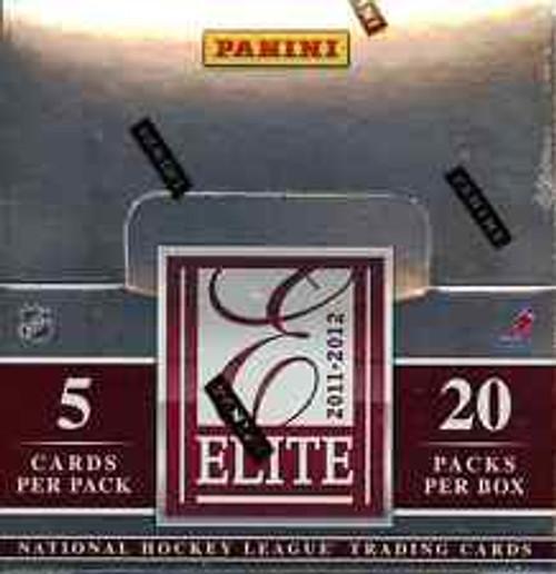 2011-12 Panini Donruss Elite Hockey Hobby Box